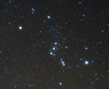 Lune, planètes, constellation d'Orion: que voir dans le ciel en février 2021?