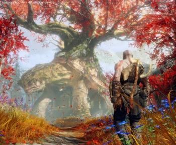 PS5:  God of War s'offre une mise à jour next-gen
