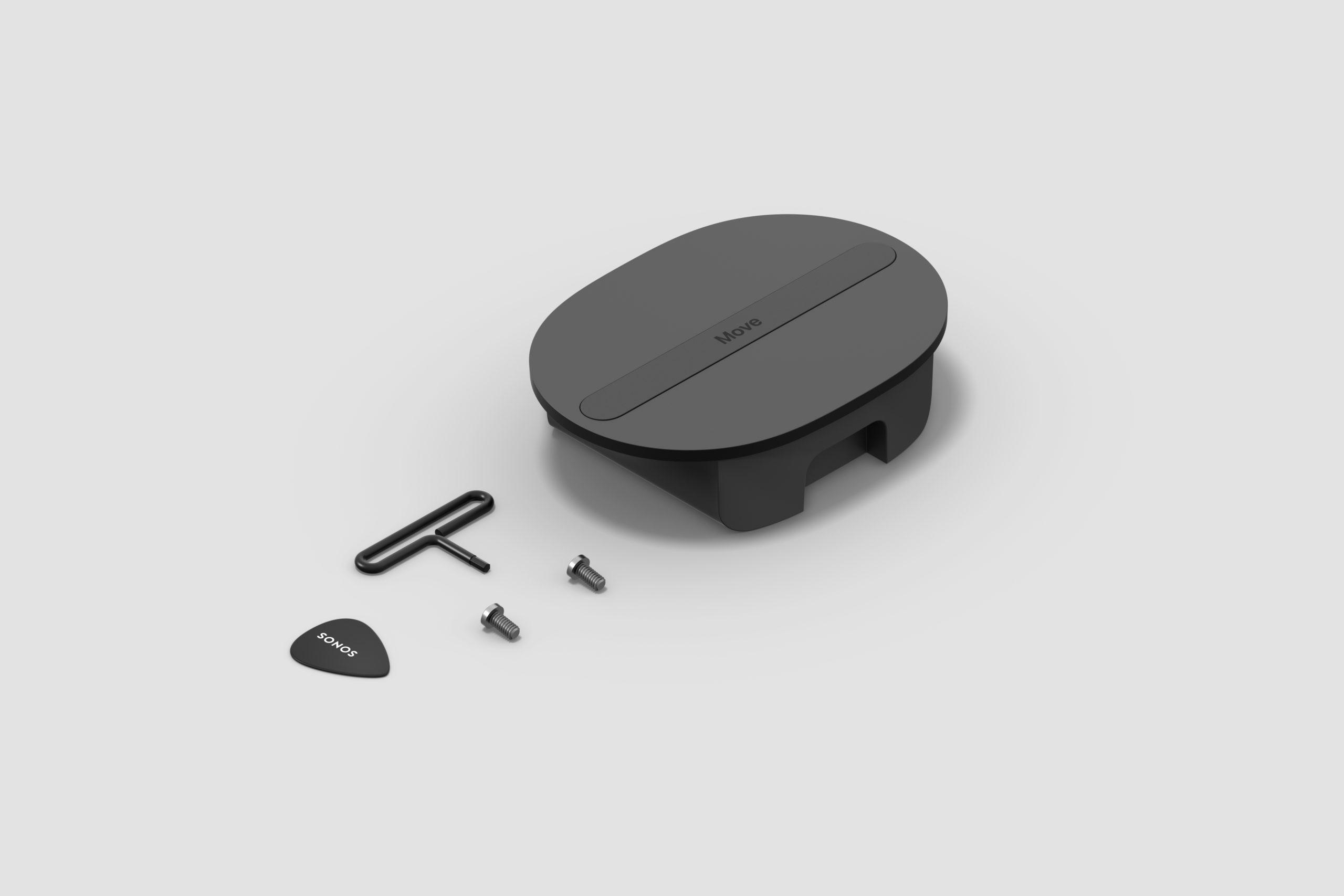 Il est désormais possible de remplacer facilement la batterie du Sonos Move