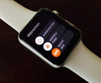 Et pendant ce temps, l'Apple Watch continue à sauver des vies