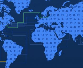 Un tout nouveau câble sous-marin entre les USA et la France a été mis en service