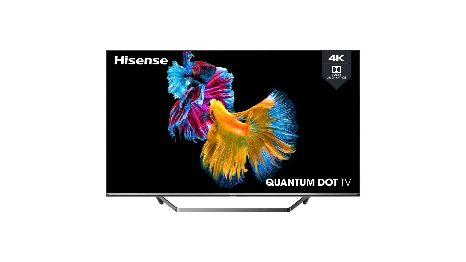 Ce TV 50″, QLED, 4K, HDR 10+, Dolby Vision et Smart TV tombe sous les 500 €