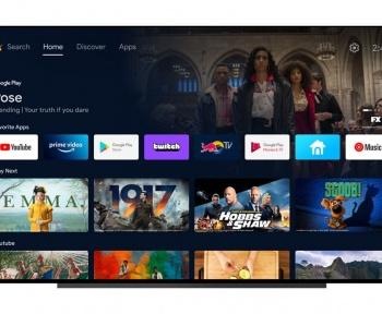 Android TV s'inspire de l'interface de Google TV