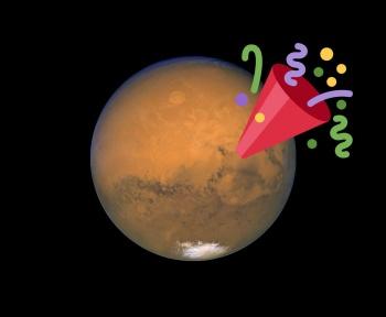 Bonne année sur Mars: la planète entame son année 36