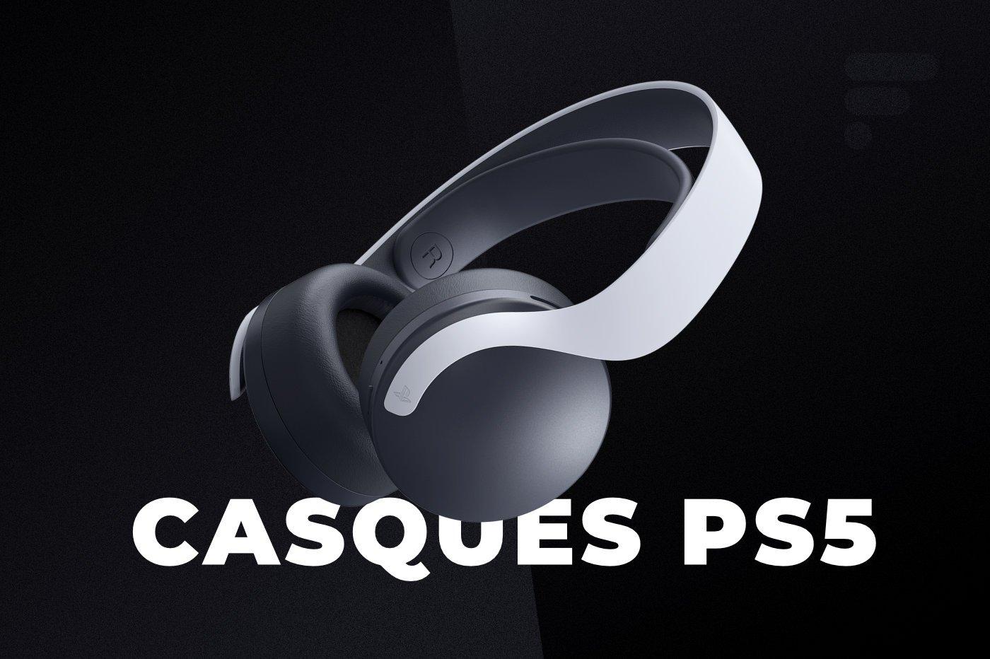 Les meilleurs casques gamer pour PS5 et PS4 en 2021