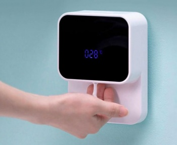 Le distributeur de savon automatique à 17 €