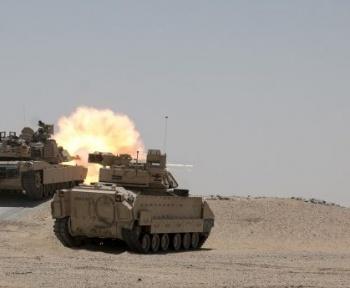 Bientôt des tanks équipés de panneaux solaires du côté de l'OTAN