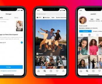 Instagram ne recommandera plus de contenus TikTok recyclés en Reels