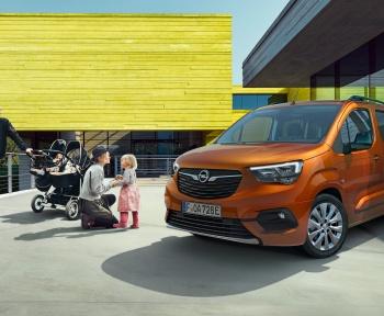 Opel Combo-e Life: les familles n'iront pas très loin avec cette voiture 100% électrique