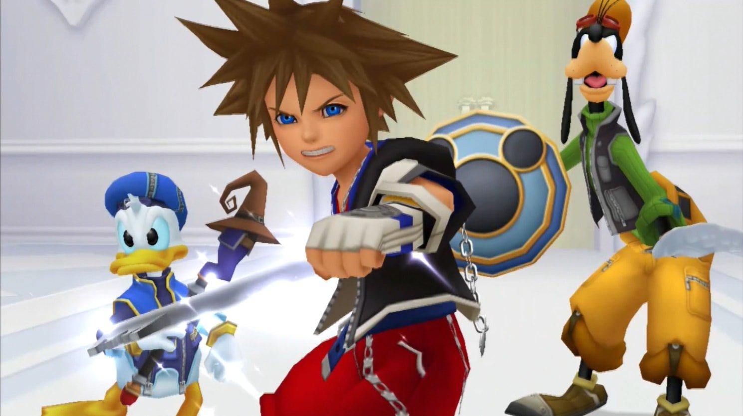 Kingdom Hearts : la saga de jeux arrive enfin sur PC !