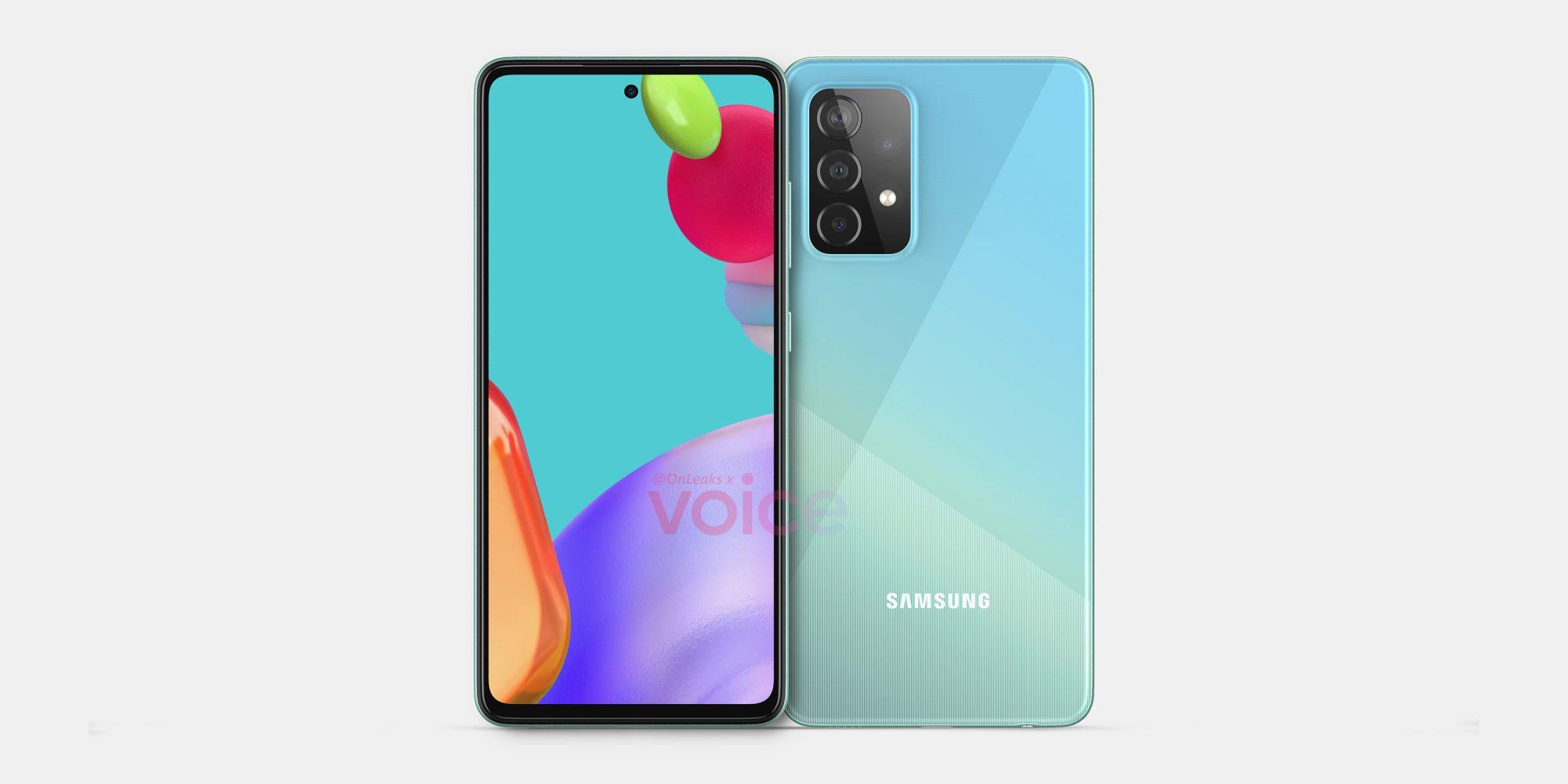 Les Samsung Galaxy A52 et A72 bénéficieront d'écrans 90 et 120 Hz