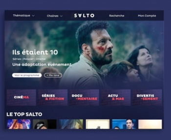Salto est disponible sur les Smart TV Samsung: voici comment y accéder