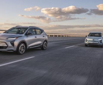 Chevrolet sort de nouveaux Bolt sans la batterie nouvelle génération de General Motors