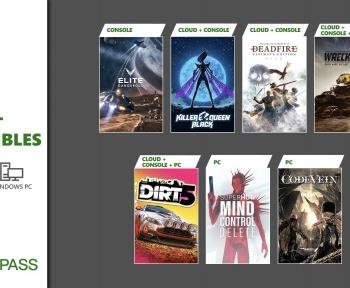 Xbox Game Pass: voici les nouveaux jeux au catalogue