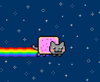 Nyan Cat : Une version remastérisée mise aux enchères pour ses 10 ans