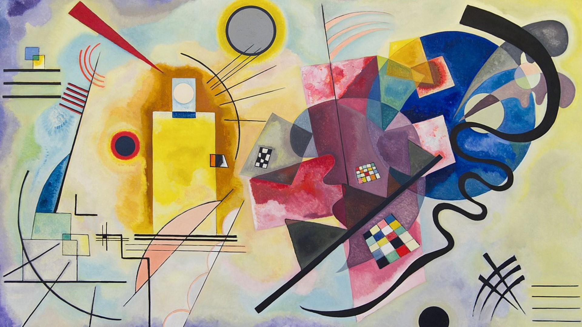 Écoutez comme Kandinsky les couleurs de sa plus célèbre peinture