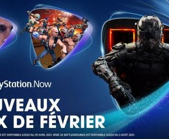 PlayStation Now: découvrez les six nouveaux jeux du mois de février