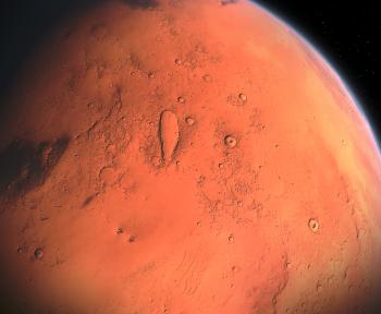 Espace : Perseverance dévoile ses premières images en couleur de Mars