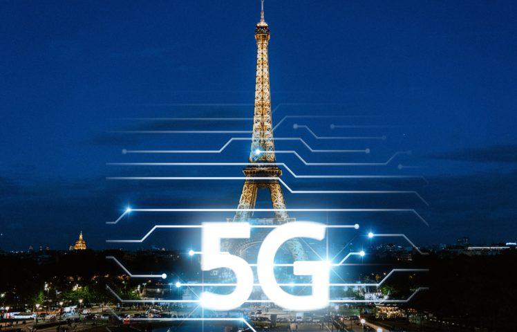 """La 5G devrait arriver à Paris """"dans les prochaines semaines"""""""