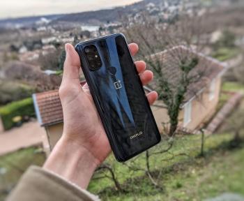 Test du OnePlus Nord N10 (5G) : l'efficacité sans saveur
