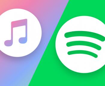 Spotify en passe de dépasser Apple Podcast ?