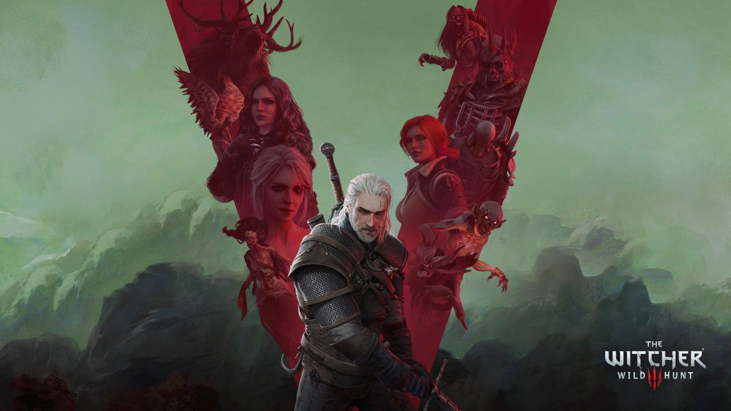 GeForce NOW : les jeux The Witcher débarquent au catalogue !