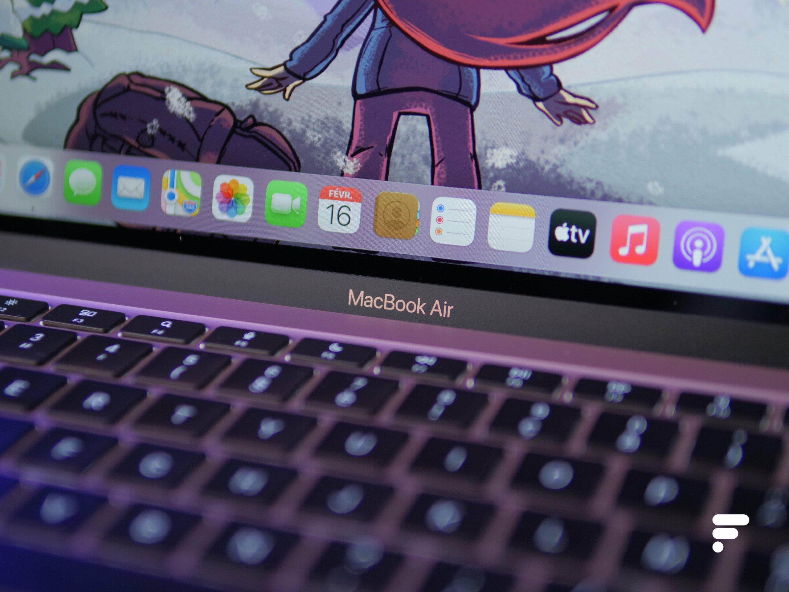 Apple MacBook Air (2020) M1 : actuellement à seulement 1019 euros, le meilleur prix observé en 2021