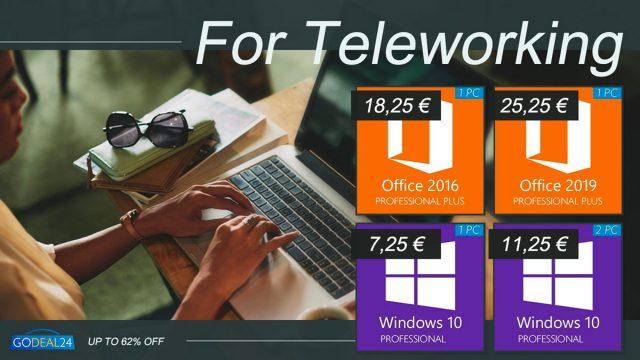 Windows 10 Pro sous la barre des 6 €, le moment est venu de doper votre productivité