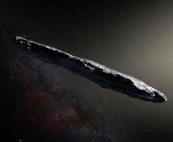 Le mystère Oumuamua enfin percé à jour ?