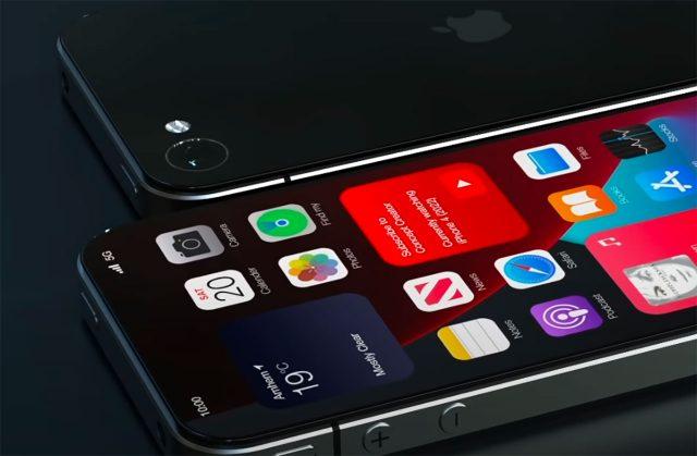 Un très beau concept d'iPhone 4 remis au goût du jour