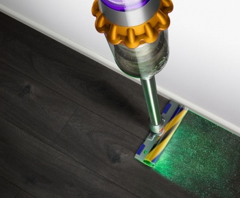 Dyson lance un aspirateur laser pour mieux détecter les poussières