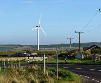 En 2020, l'Ecosse a été un très bon élève en matière d'énergies renouvelables