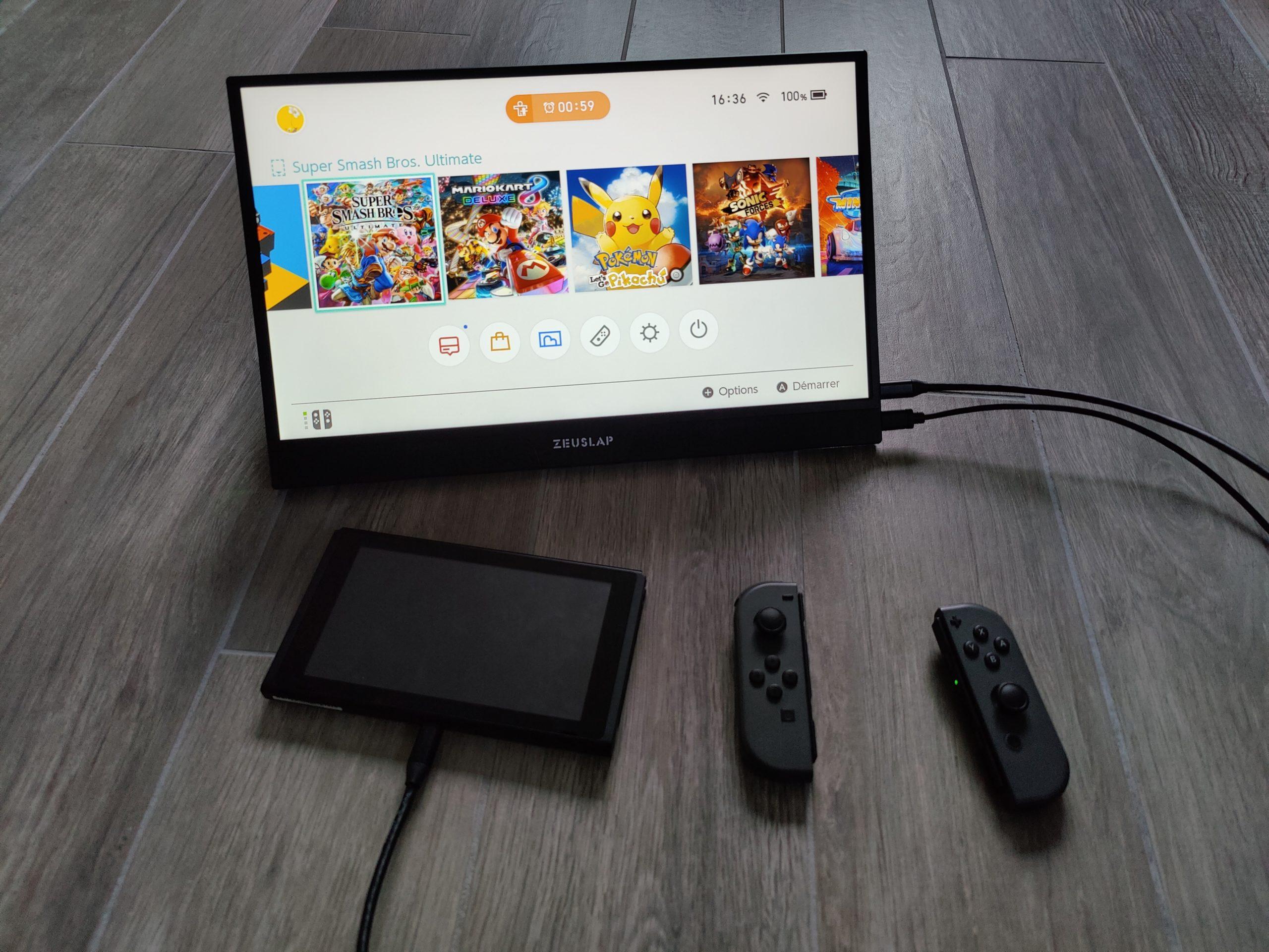 [Hot Deals] Zeuslap : l'écran portable et tactile de 15,6 pouces FullHD à 105 euros !