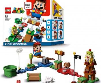 [Bon Plan] Le Pack de démarrage LEGO Super Mario de retour à 39,90 euros !