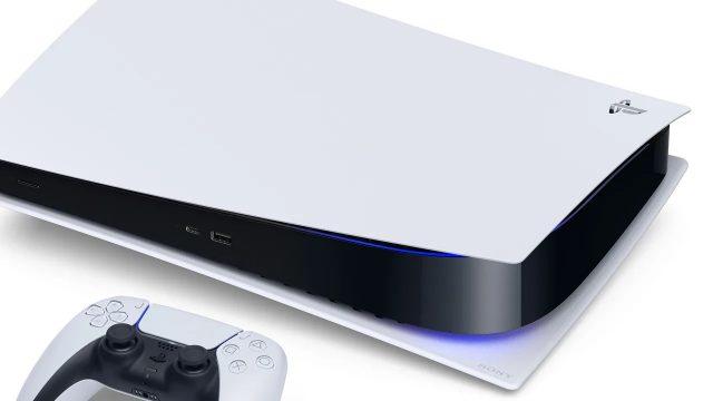 Tiens, une PlayStation 5 en laiton