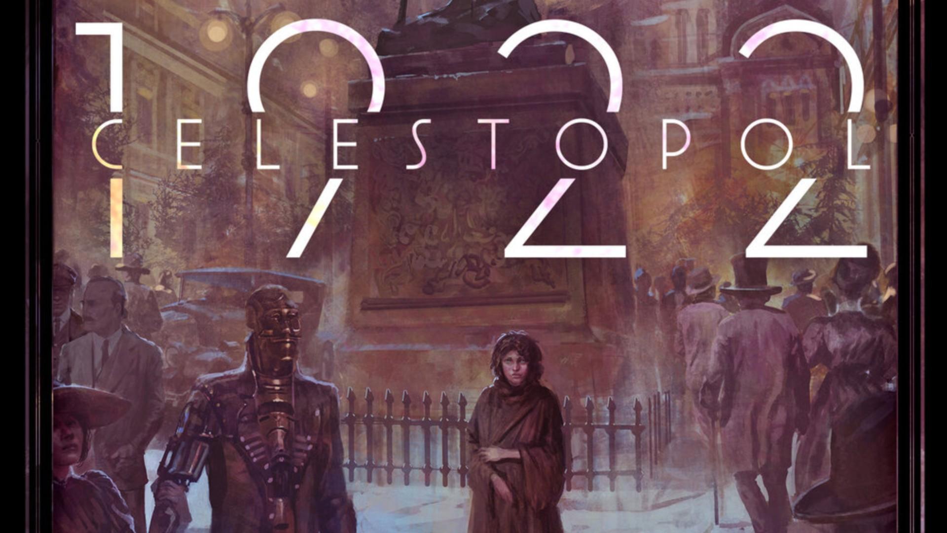 Célestopol 1922: uchronie steampunk et mélancolique d'une cité slave sur la Lune
