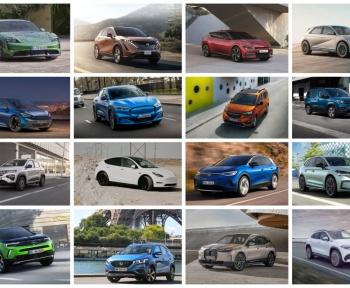 Voici toutes les voitures électriques qui sortiront en France en 2021