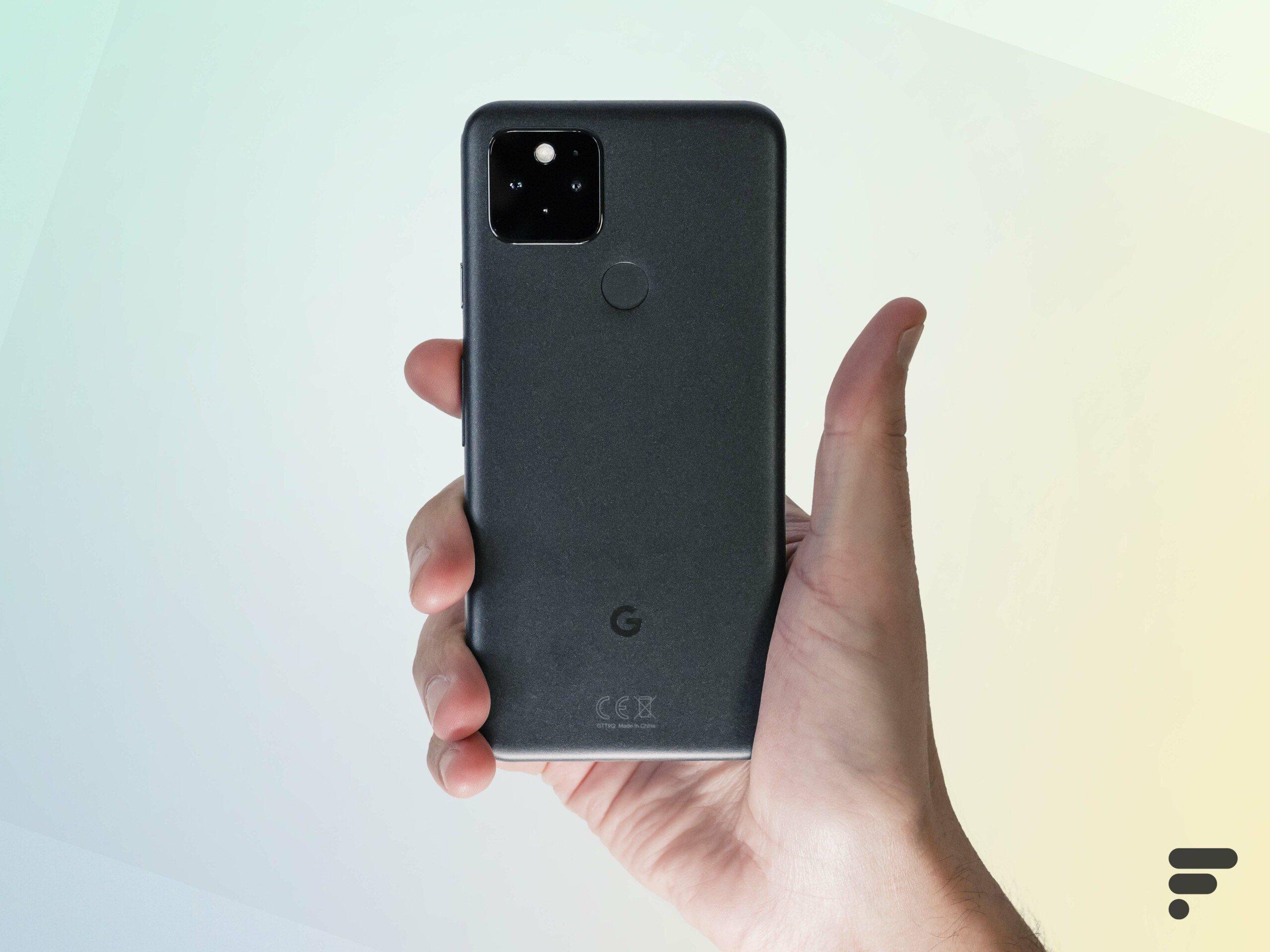 Google Pixel 5 : la mise à jour d'avril booste les performances, on a testé
