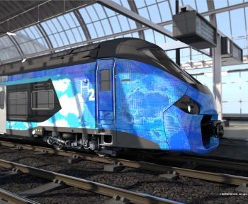 La France va avoir ses premiers trains à hydrogène