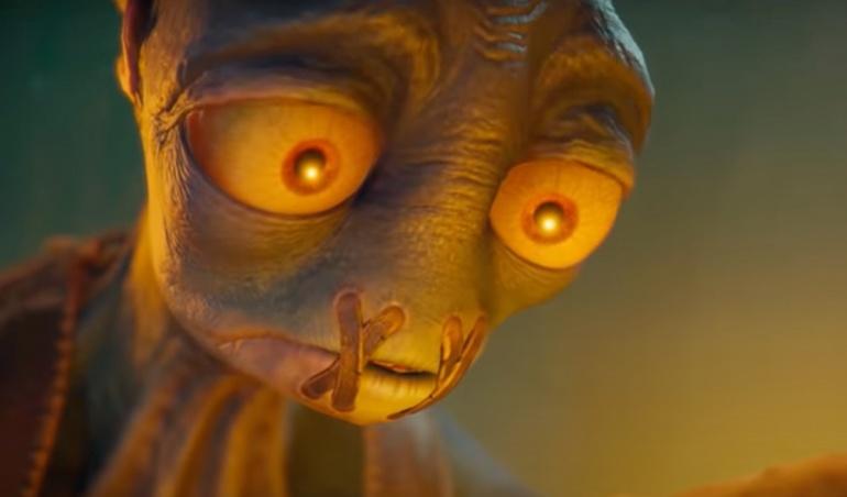 Le héros du jeu vidéo Oddworld: Soulstorm est vraiment étrange, mais attachant