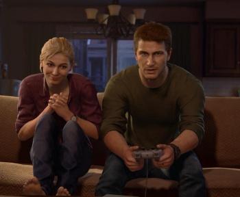 Jouer à Crash Bandicoot dans Uncharted 4 est un grand moment de jeu vidéo