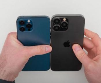iPhone 13 Pro Max : la maquette est de sortie