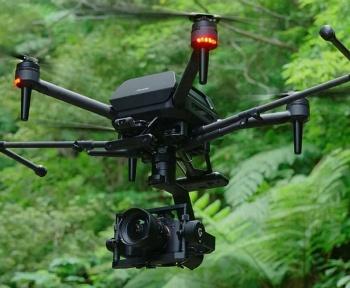 Airpeak S1: l'impressionnant premier drone de Sony