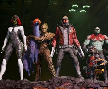 E3: le jeu Marvel's Guardians of Galaxy de Square Enix ne donne vraiment pas envie