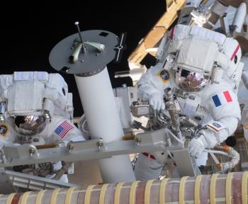 7 000 Français ont postulé à l'ESA pour être astronautes: il leur reste 6 étapes à passer