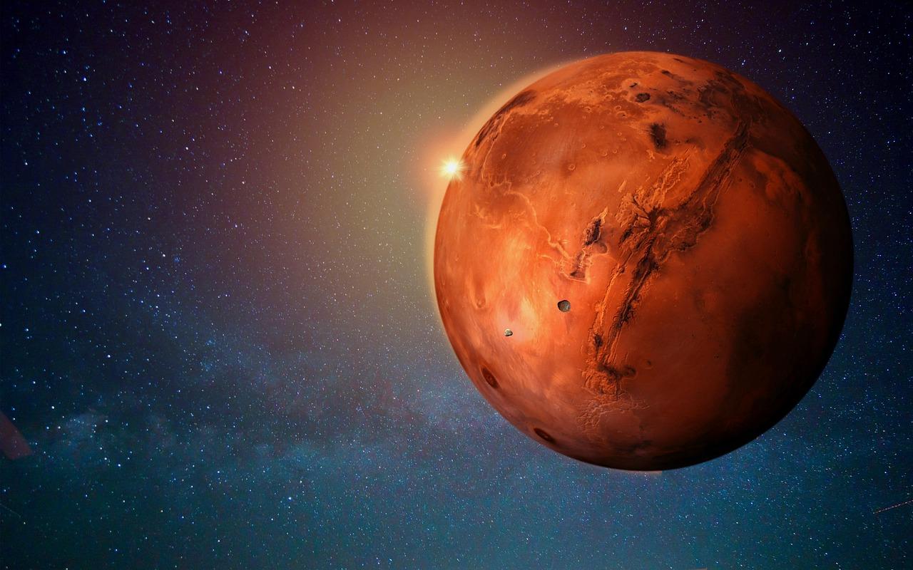 Mars cache peut-être des douzaines de lacs