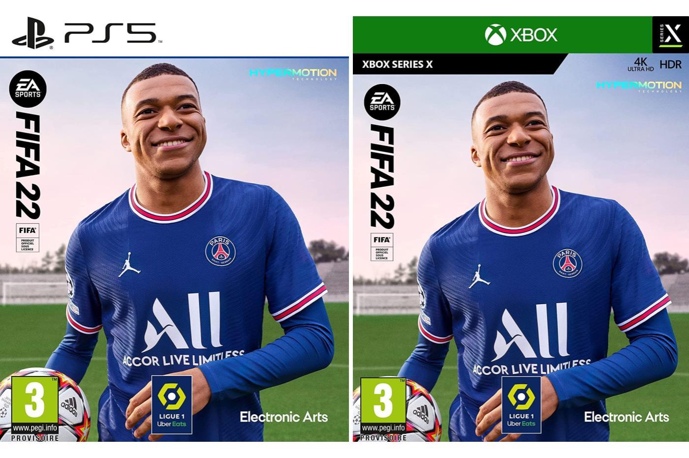 FIFA 22 est disponible en précommande, voici où l'acheter au meilleur prix