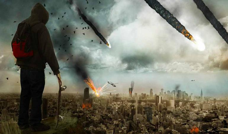 Le plan secret des Etats-Unis pour survivre à la fin du monde