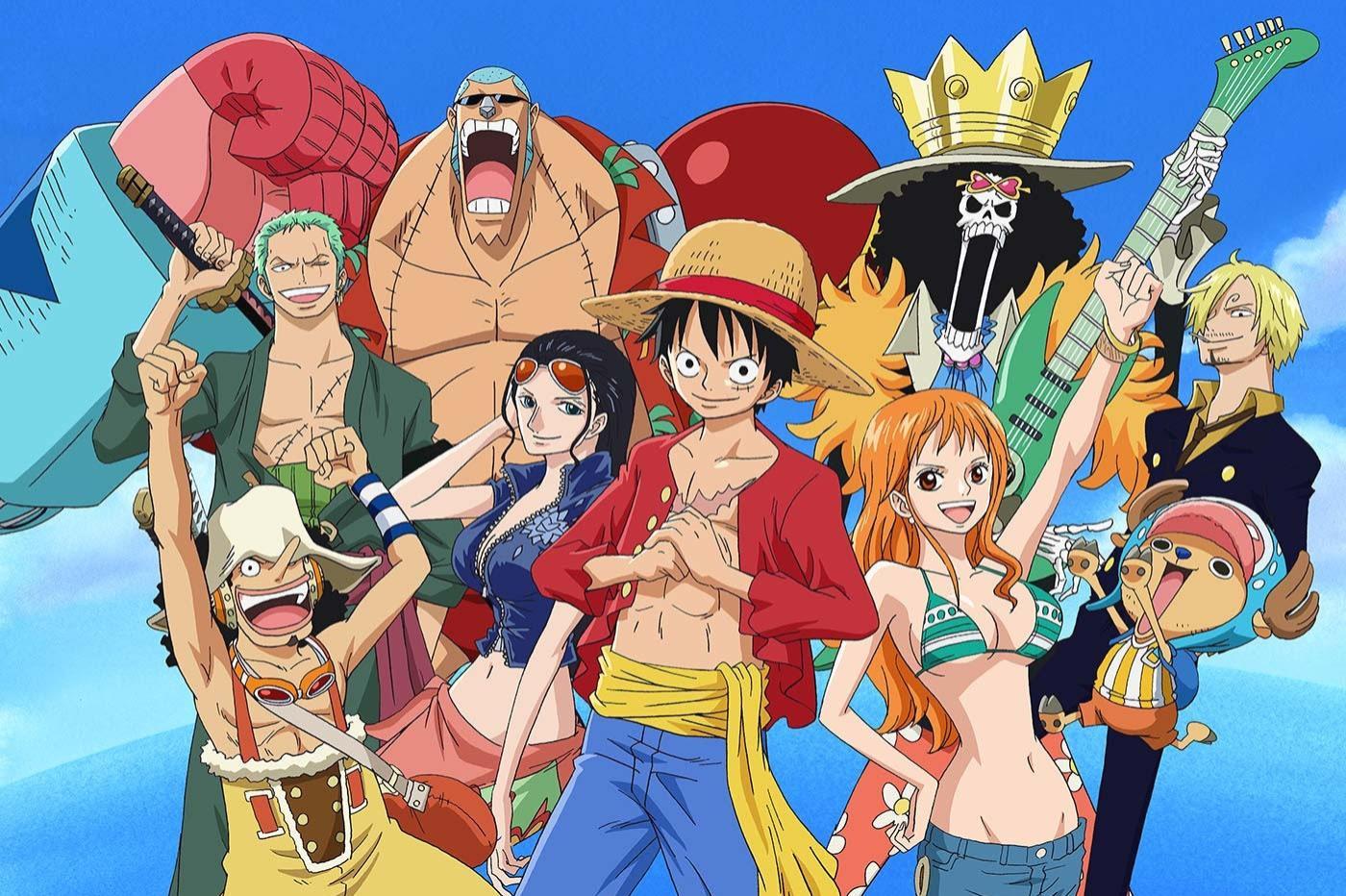 One Piece arrive au cinéma avec trois long-métrages cette semaine