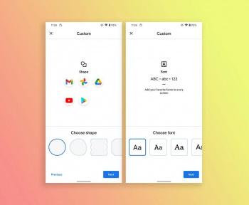 Android 12 : la personnalisation sera moins poussée que sur Android 11